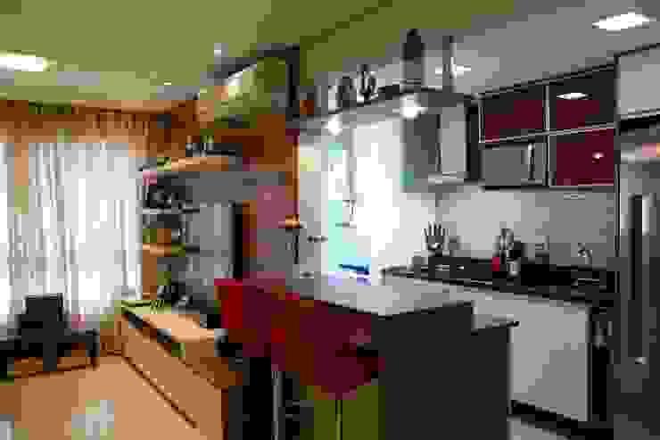 Küche von Expace - espaços e experiências, Modern