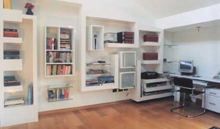 La Carpinteria - Mobiliario Comercial Kantor & Toko Modern