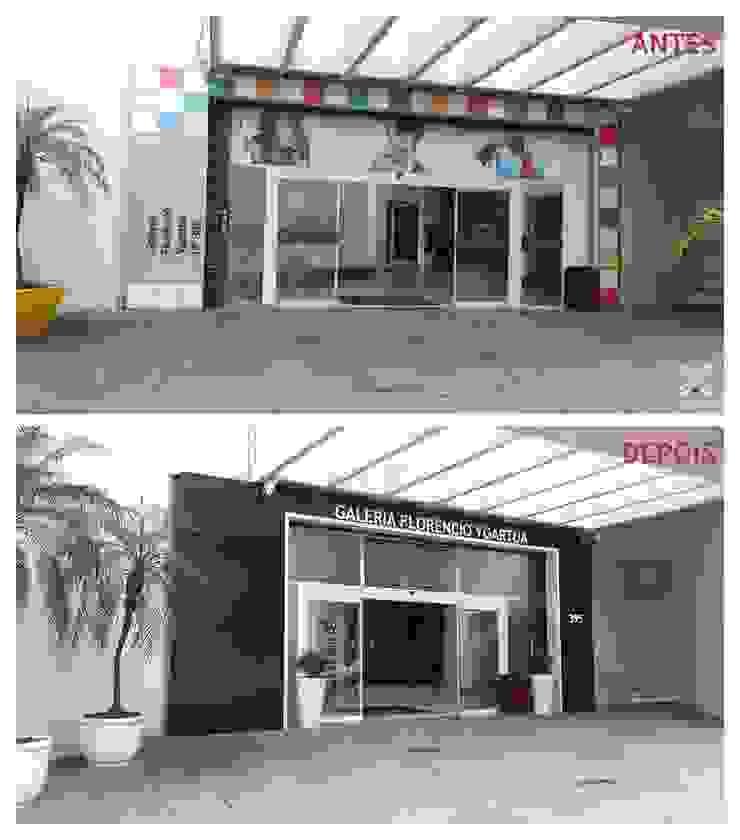 Expace - espaços e experiências Moderne Ladenflächen