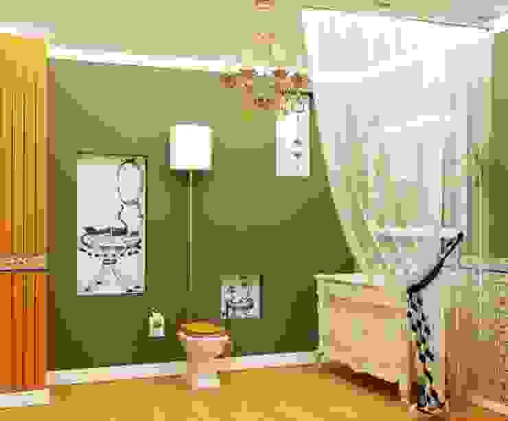 Bathroom by ЙОХ architects,