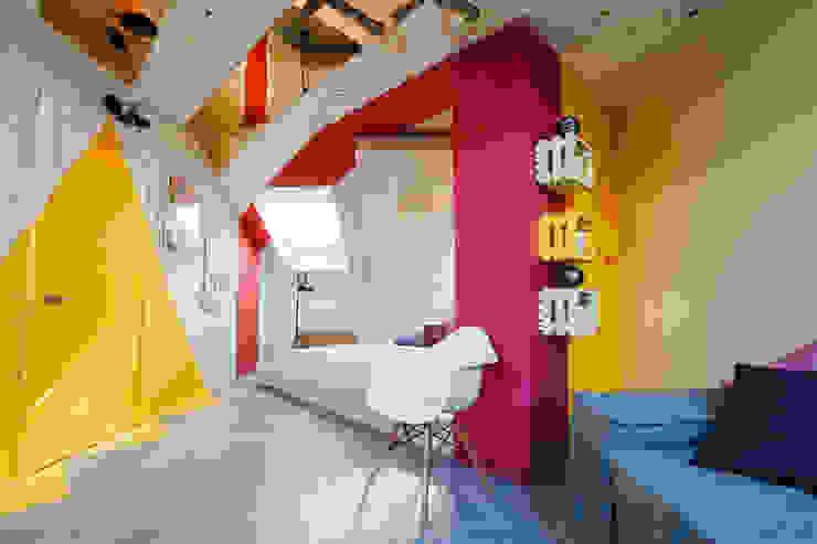 Студия Интерьерных Решений Десапт Eclectic style bedroom