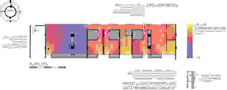 Casas estilo moderno: ideas, arquitectura e imágenes de MAT Latinamerica Moderno