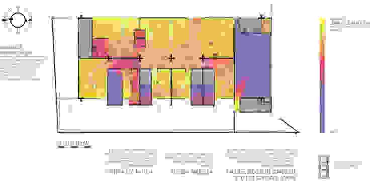 CASA G Casas modernas de MAT Latinamerica Moderno