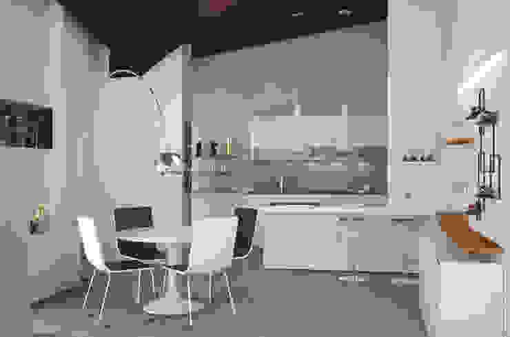 Modern kitchen by Silvana Barbato, StudioAtelier Modern