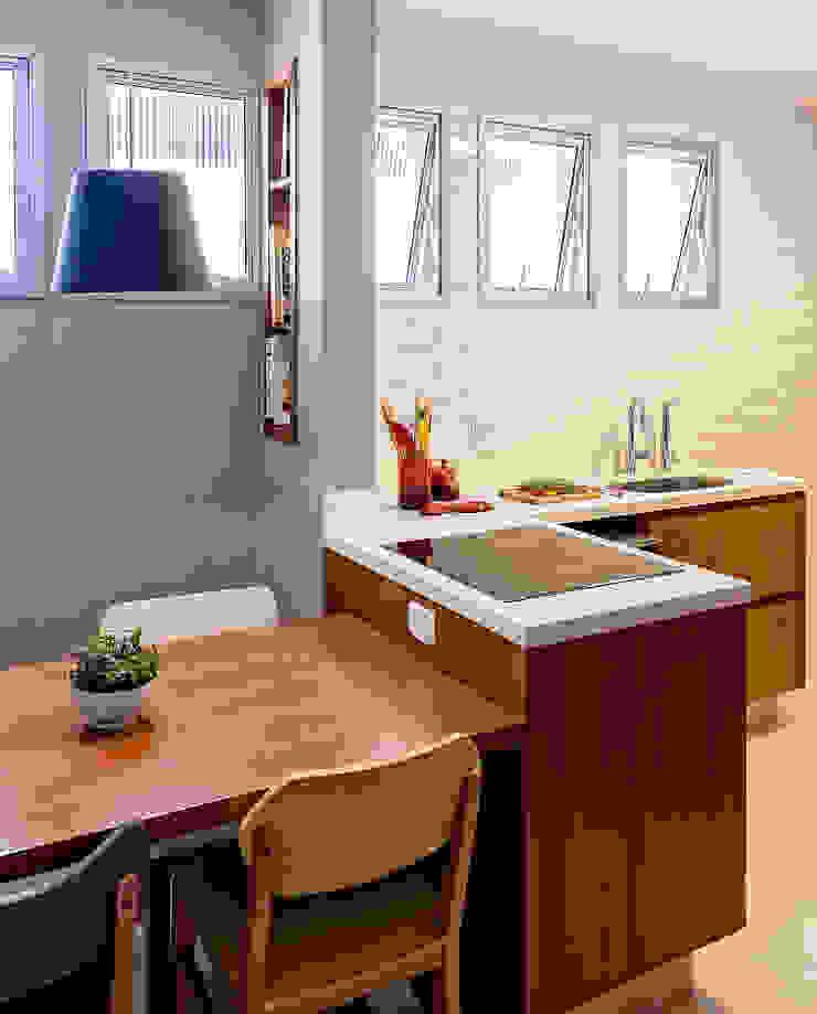 Ambienta Arquitetura Cocinas de estilo moderno