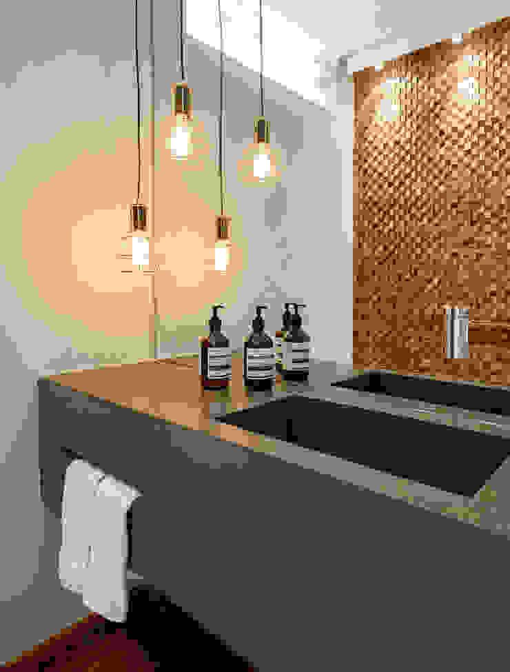 Ambienta Arquitetura Baños de estilo moderno