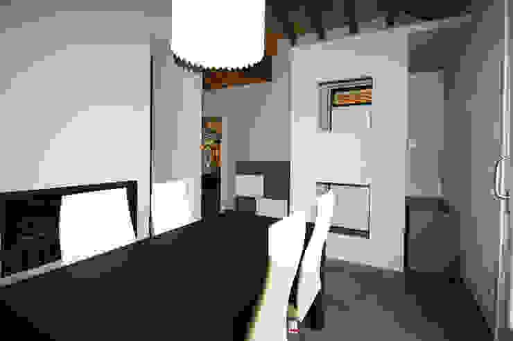 Modern Yemek Odası MCArc Laboratorio di architettura sostenibile Modern