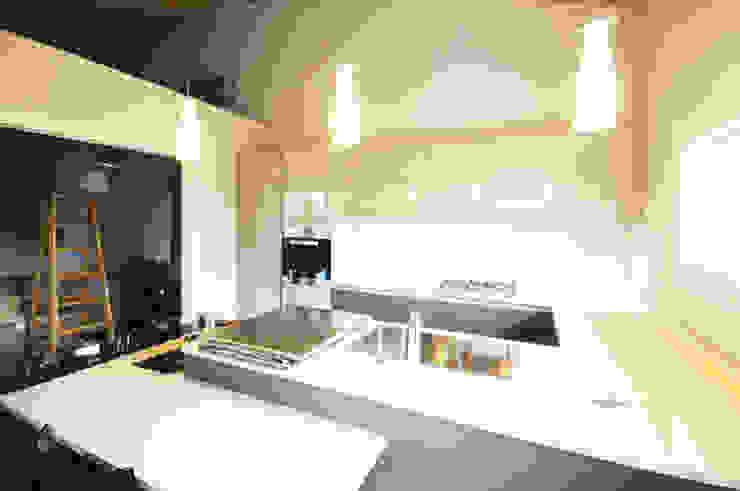 Modern Mutfak MCArc Laboratorio di architettura sostenibile Modern