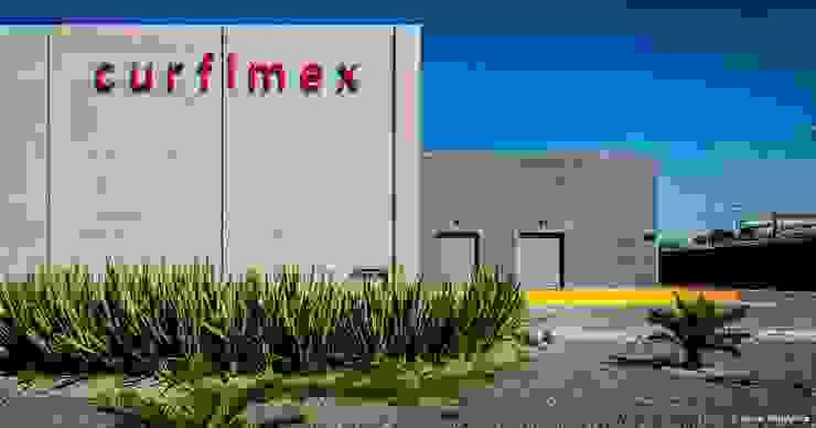 CURFIMEX / OFICINA ADJUNTA de Oscar Hernández - Fotografía de Arquitectura