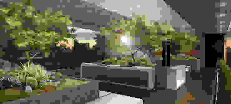 NOVE Balcones y terrazas de estilo moderno de MAT Latinamerica Moderno