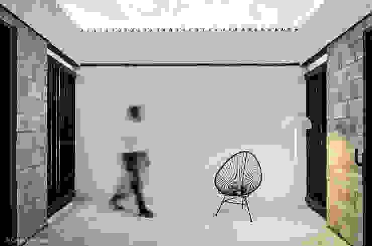 CASA BLOCK / TANGENTE ARQUITECTURA MX de Oscar Hernández - Fotografía de Arquitectura