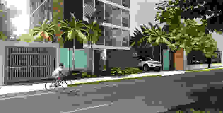 SEI Casas modernas de MAT Latinamerica Moderno
