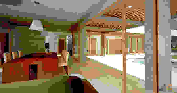Ruang Keluarga Modern Oleh Carma Arquitectura Modern