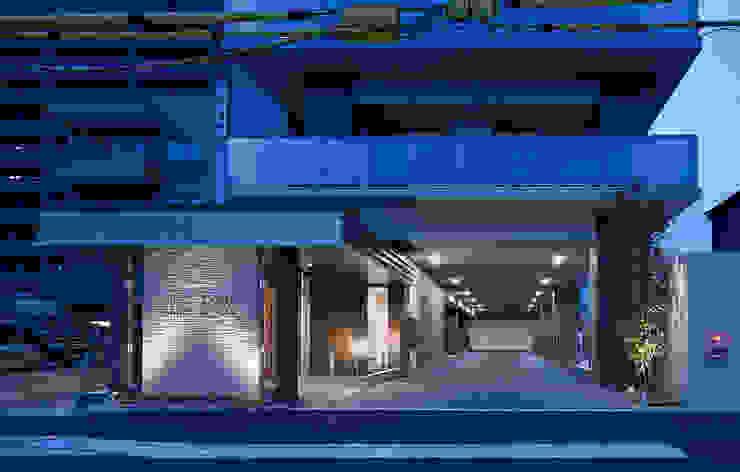 Modern Houses by 株式会社 SYN空間計画 一級建築事務所 Modern