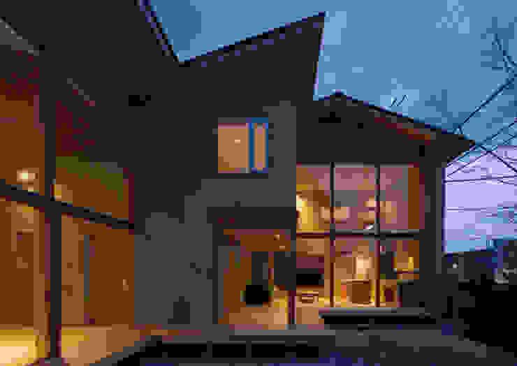 中山大輔建築設計事務所/Nakayama Architects Ausgefallener Garten