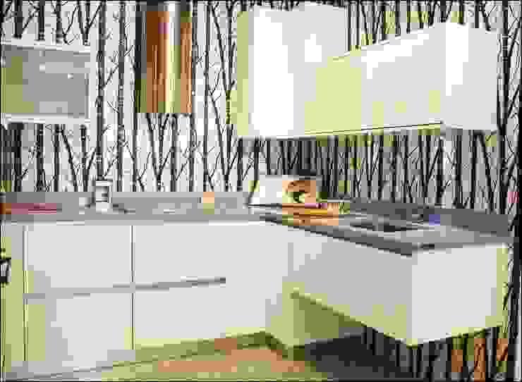 Galeria Milar Lobo Estudio Cocinas Cocinas de estilo moderno