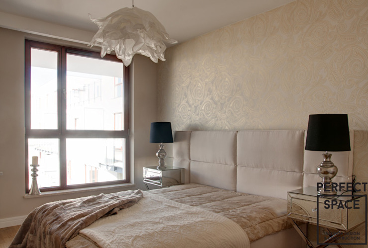 Classic style bedroom by Perfect Space Classic