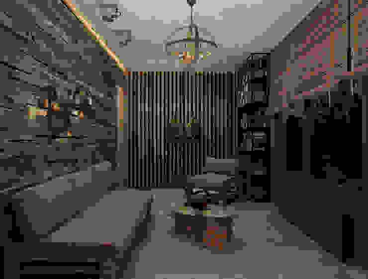 комната отдыха Спа в стиле модерн от ASTRO-GROUP Модерн