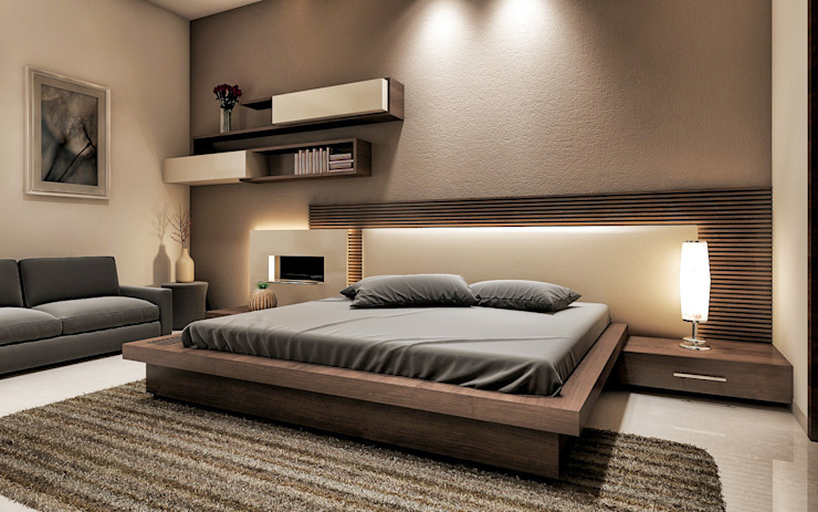 bed design by Square Designs