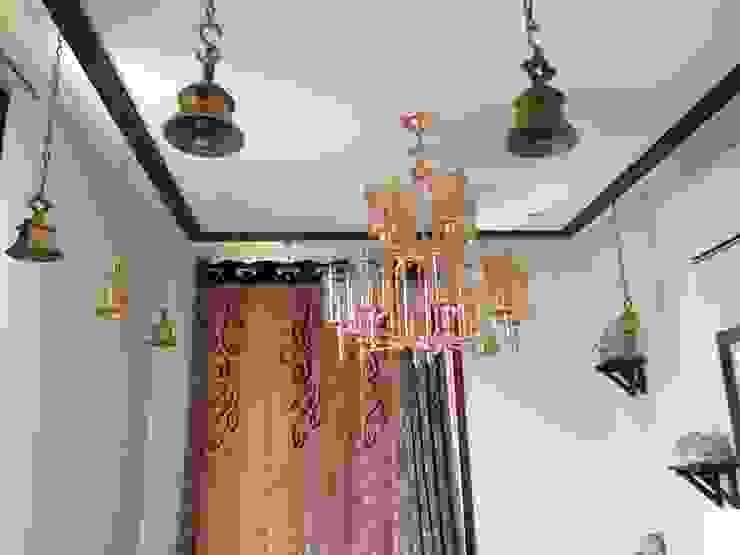 Puja Room Modern style bedroom by QBIX DESIGNS Modern