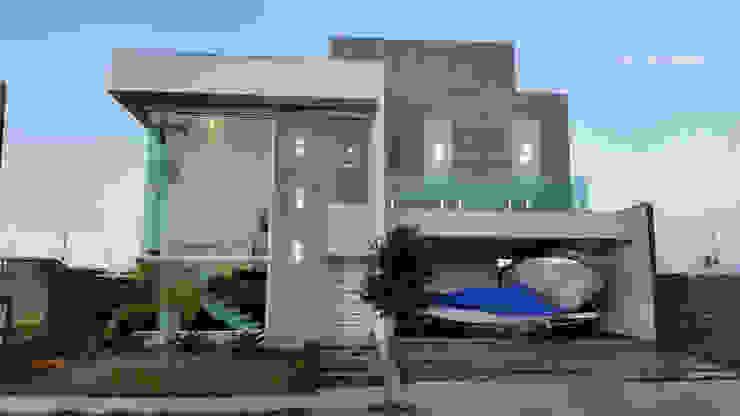 de Monteiro arquitetura e interiores Moderno