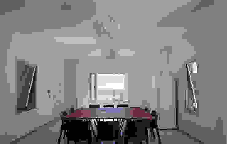 Amenites (Quincho terraza) Comedores modernos de Arcadia Arquitectura Moderno