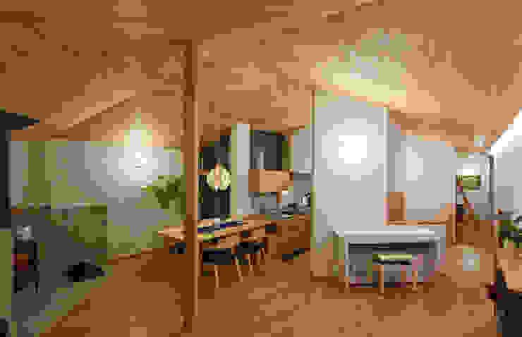 かんばら設計室 餐廳