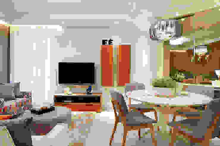 غرفة السفرة تنفيذ Vanessa De Mani