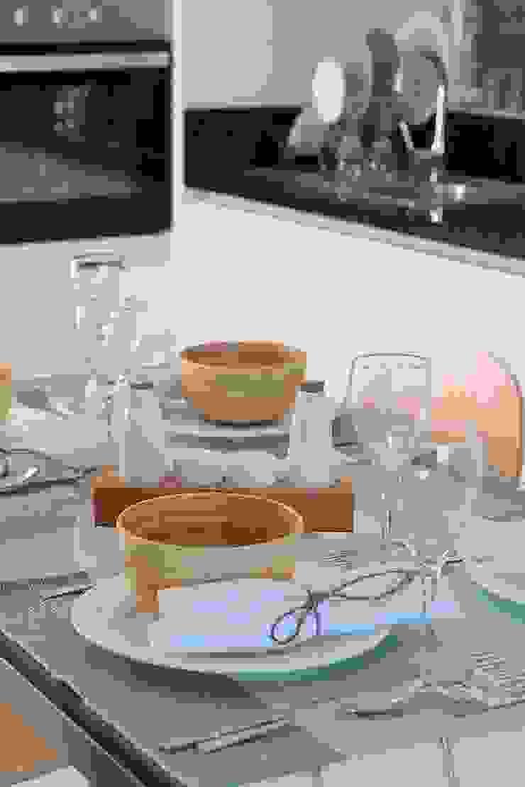 Terraza Pacifico 2 dormitorios VdecoracionesCL ComedorAccesorios y decoración