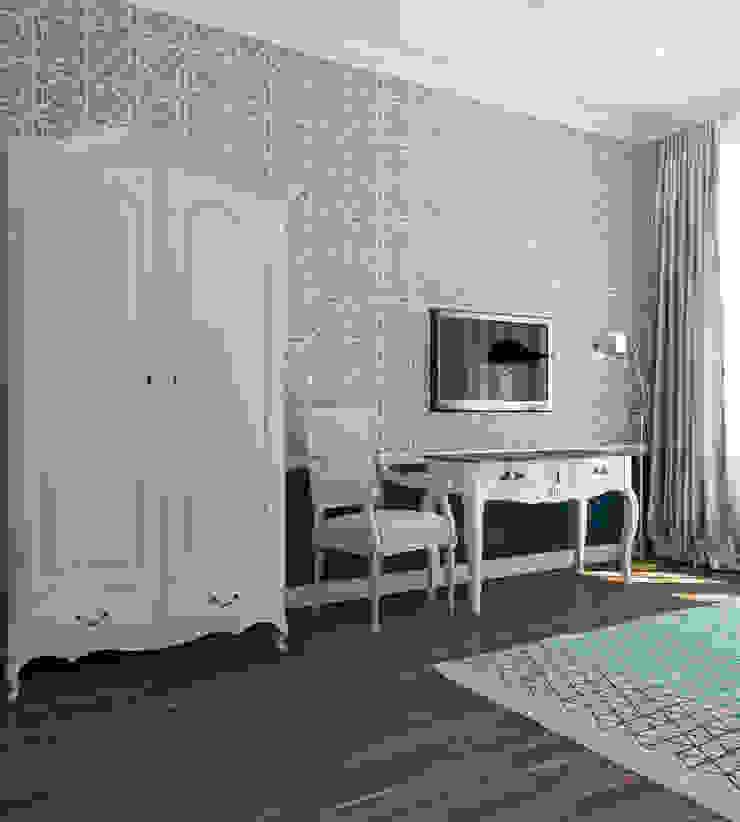 Chambre méditerranéenne par Частный дизайнер и декоратор Девятайкина Софья Méditerranéen