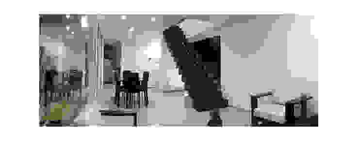 Living room by Herman Araya Arquitecto y constructor