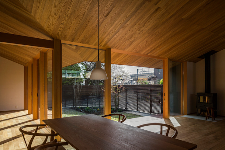 eclectic  by 中山大輔建築設計事務所/Nakayama Architects, Eclectic