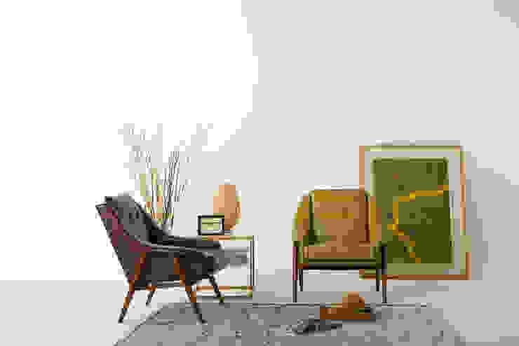 Crayon-L 1.0 Sofa: Mobel-Carpenter 모벨카펜터의 인더스트리얼 ,인더스트리얼