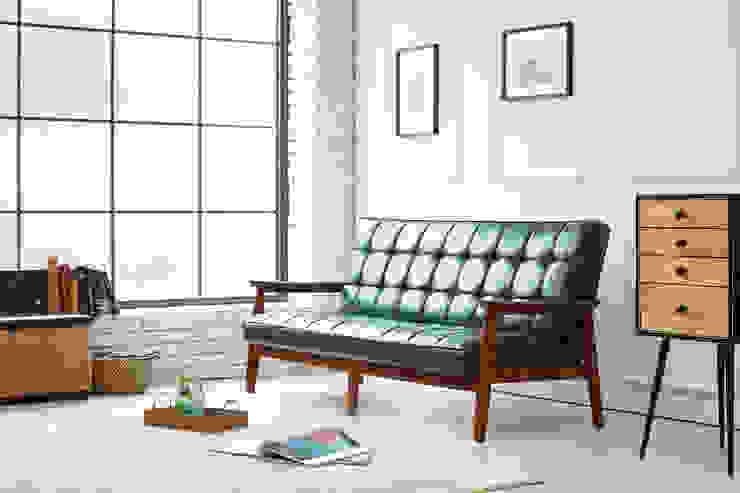 Byron D 3.0 Sofa: Mobel-Carpenter 모벨카펜터의 클래식 ,클래식 합성 갈색