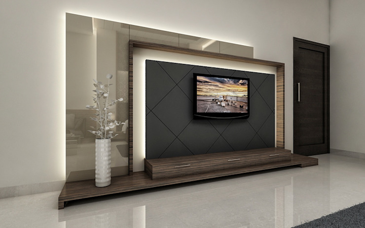 lcd panel by Square Designs