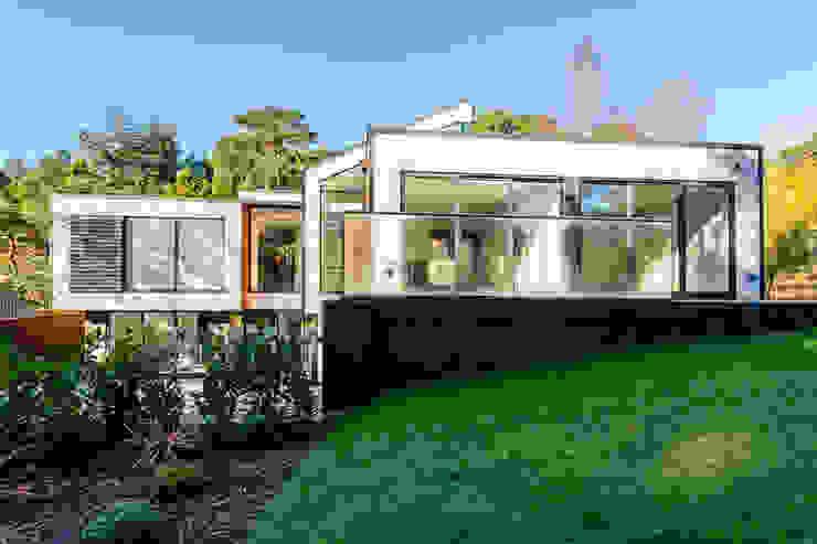 18 Bury Road, Branksome Park David James Architects & Partners Ltd Modern houses
