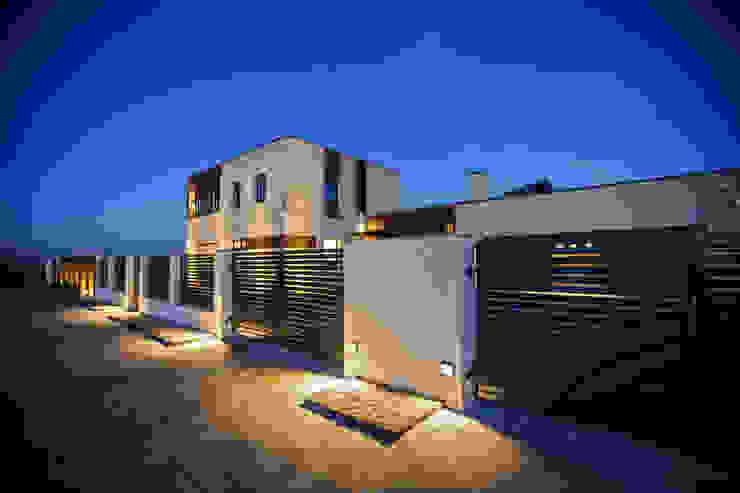 Casas modernas de All Design- Aleksandra Lepka Moderno