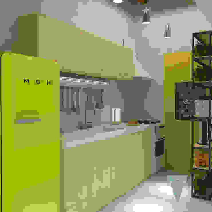 Кухни в . Автор – JUNE arquitectos,