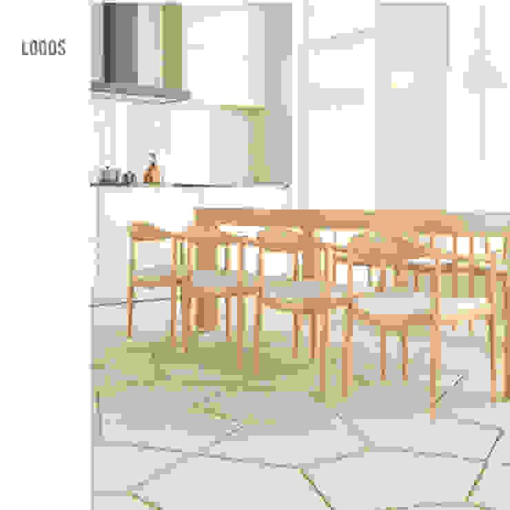 Minimalist walls & floors by MAGEN | Revestimentos Cimentícios Minimalist Concrete