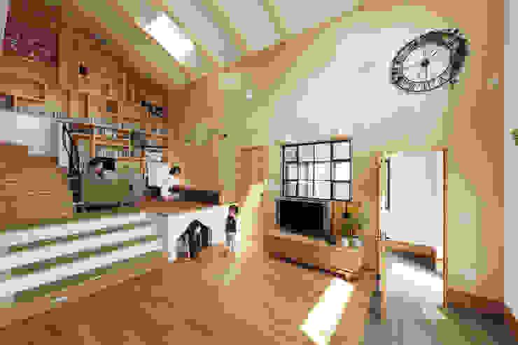 株式会社アートハウス Eclectic style living room