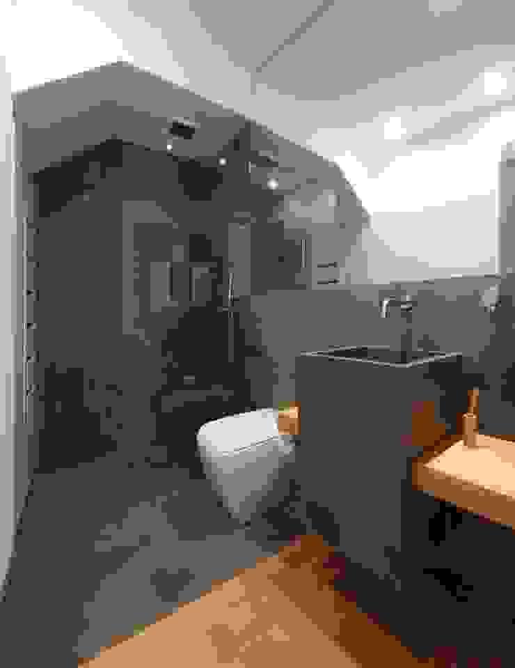 studioSAL_14 Minimalist bathroom Marble