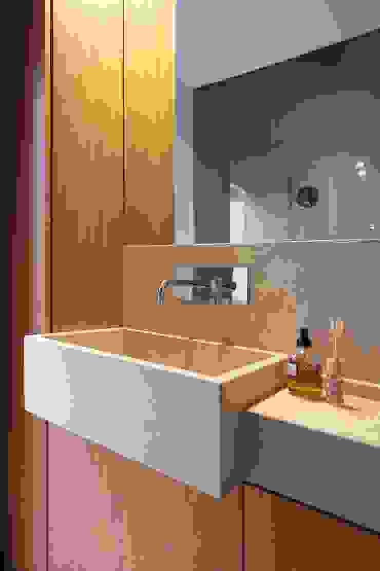 studioSAL_14 Ванна кімнатаРаковини Мармур