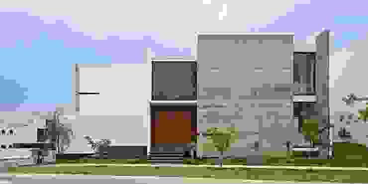 Casa X Casas modernas de Agraz Arquitectos S.C. Moderno