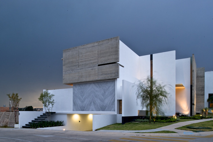 من Agraz Arquitectos S.C. حداثي