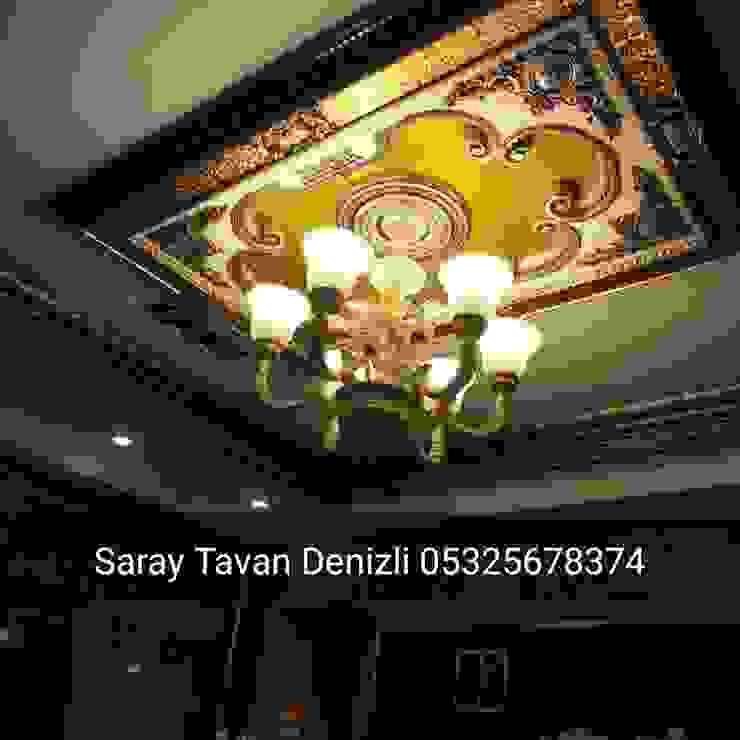 saray tavan SARAY TAVAN DENİZLİ 05325678374 Klasik Ahşap-Plastik Kompozit