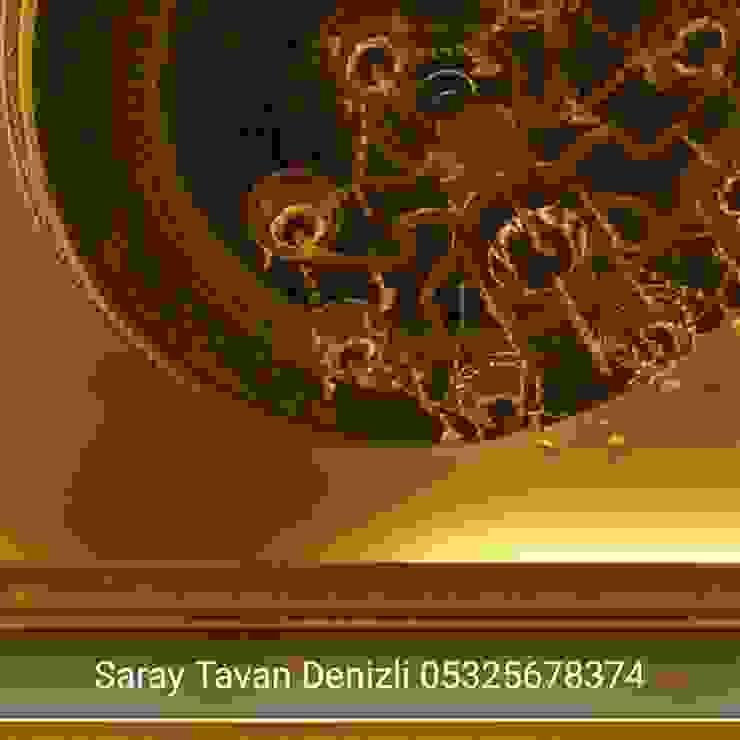 osmanlı tavan SARAY TAVAN DENİZLİ 05325678374 Klasik Ahşap-Plastik Kompozit