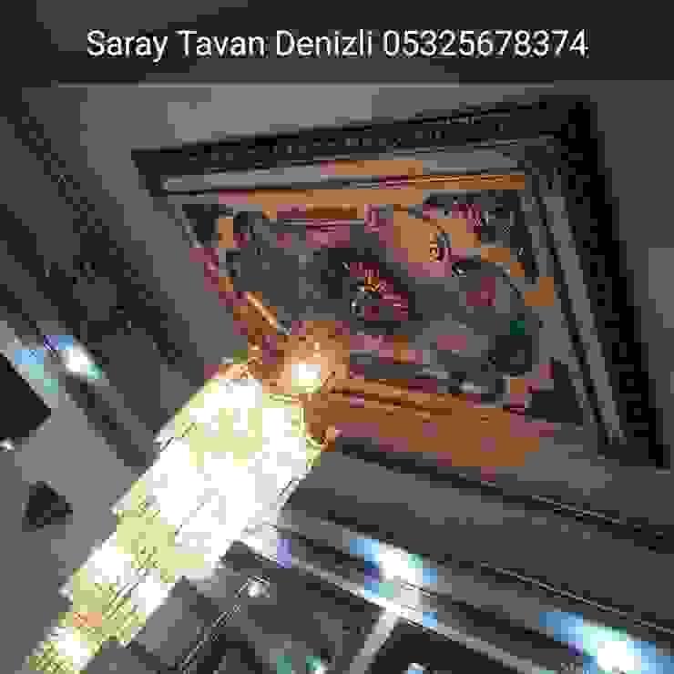 osmanlı saray tavan SARAY TAVAN DENİZLİ 05325678374 Klasik