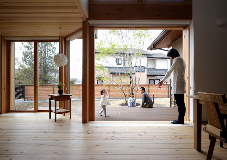oleh 藤松建築設計室, Skandinavia