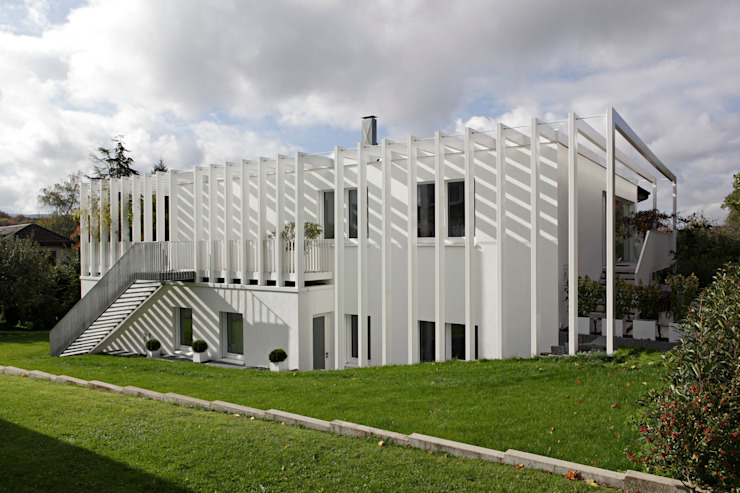 Modern houses by LABOR WELTENBAU ARCHITEKTUR Modern