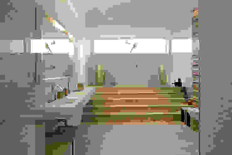 Modern bathroom by LABOR WELTENBAU ARCHITEKTUR Modern